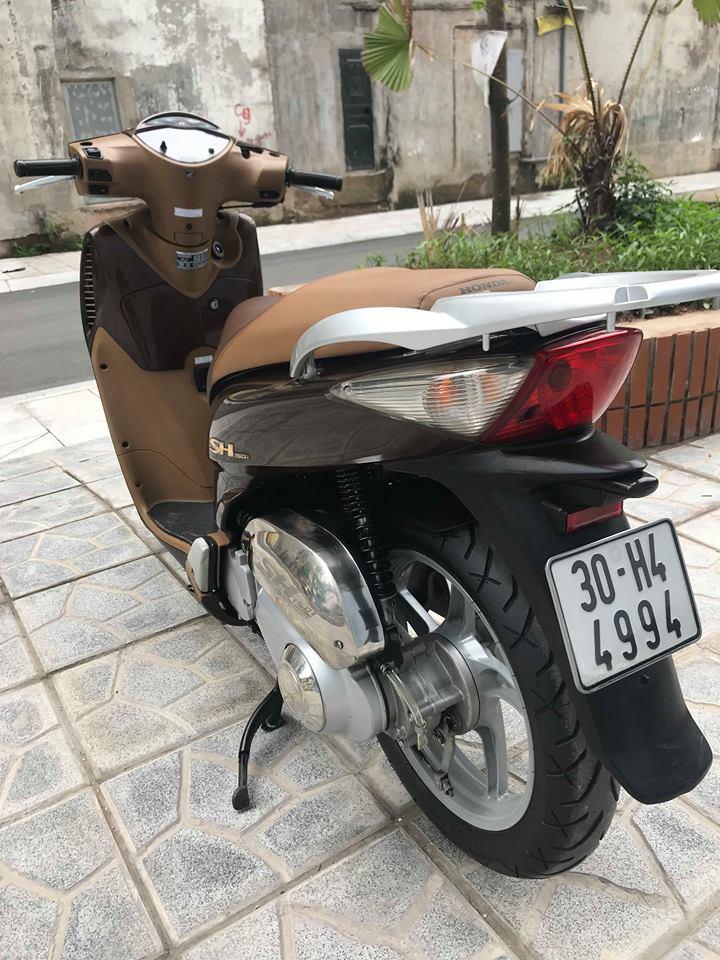 Chinh chu ban honda SH 150i Cafe 30H4 4994 may nguyen thuy 85tr - 3