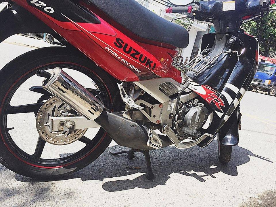 Ban xe Su Sport 2000 - 3