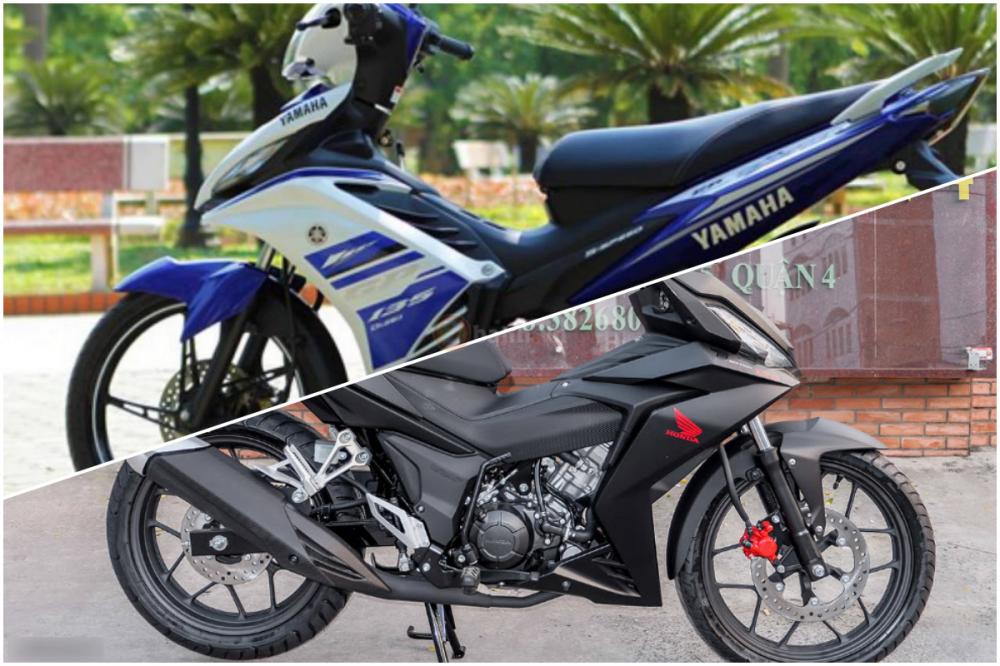 Clip Tam su cua biker ban Exciter mua Winner 150
