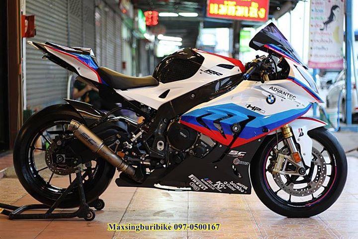 BMW S1000RR make up hoan thien voi option chi tiet - 4