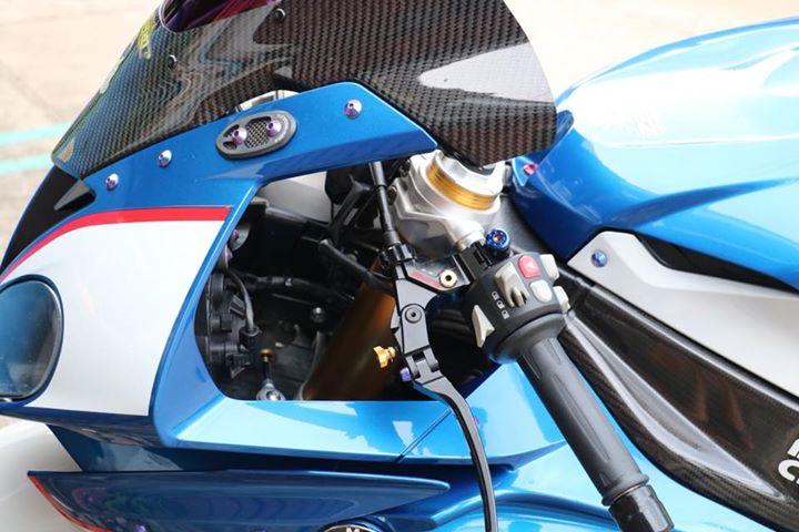 BMW S1000RR Ca map tren can do cuc chat tren dat Thai - 5