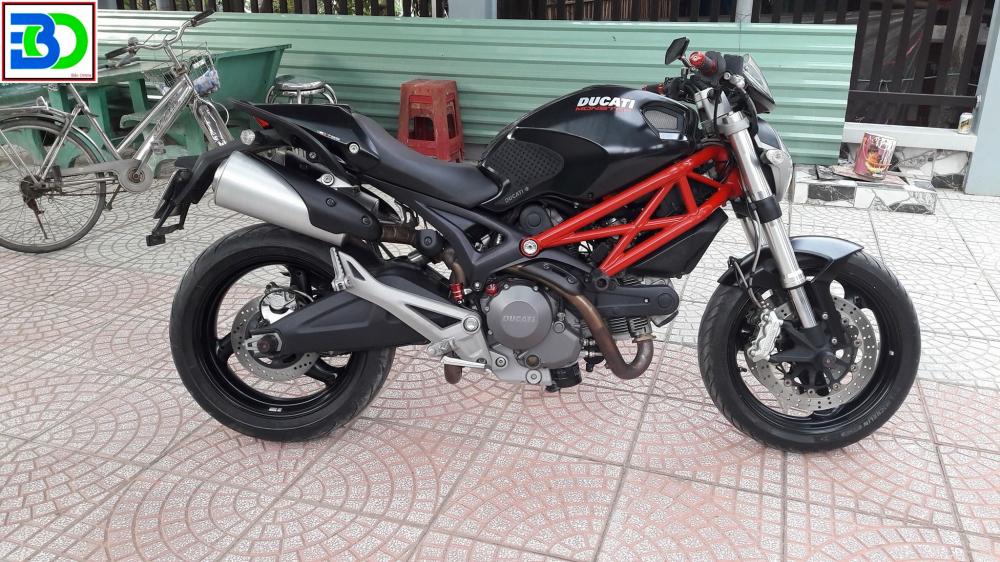 Can Ban Chiec Ducati Monster 795 doi 2014 - 3