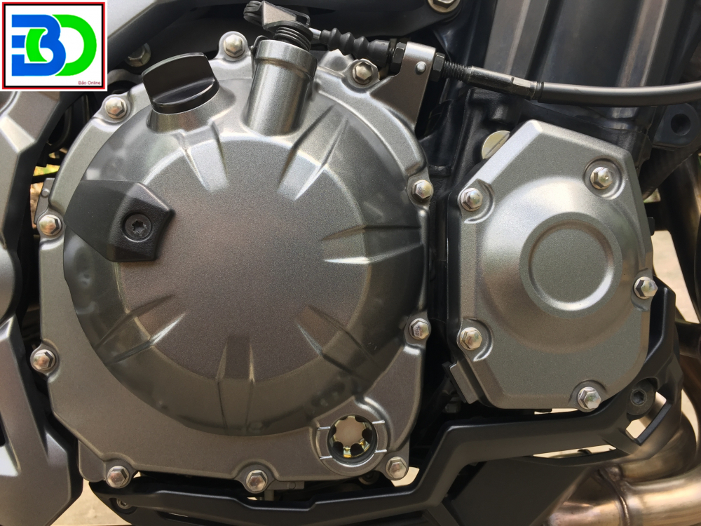 Can ban Kawasaki z900 doi 2015