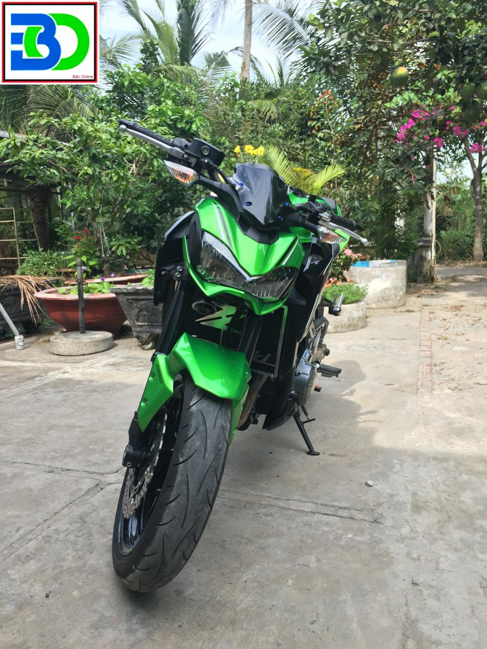 Can ban Kawasaki z900 doi 2015 - 4