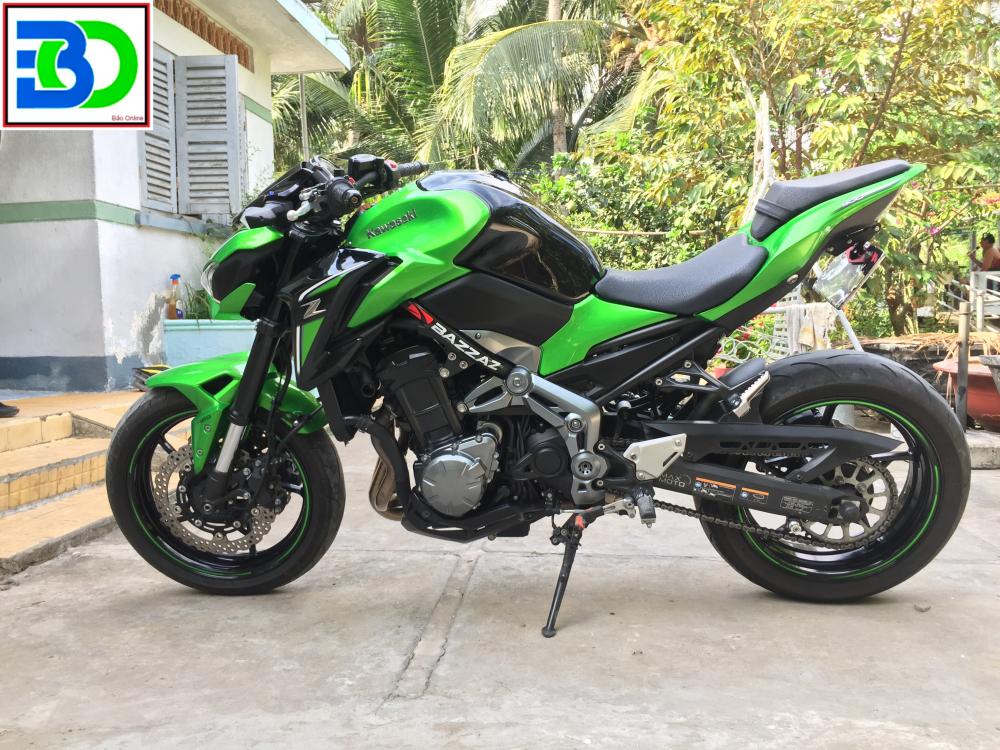 Can ban Kawasaki z900 doi 2015 - 3
