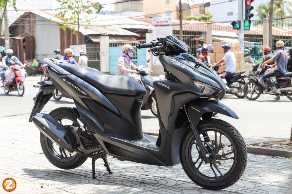 Can canh chi tiet Honda Vario 150 2018 gia duoi 70 trieu VND - 23