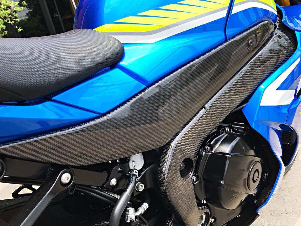 Chiem nguong dung nhan bong bay tu Superbike Suzuki GSXR1000 - 8
