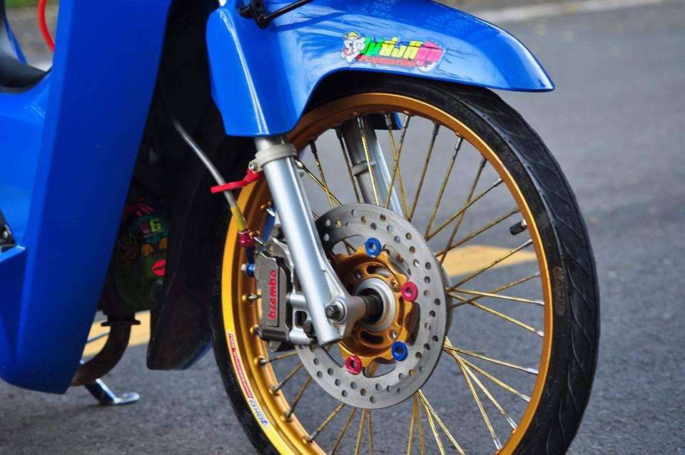 Cub Fi do su doi moi day mang ve dep tinh te cua biker nuoc ban - 5