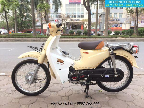 Danh gia xe may Cub 81 Thai Lan