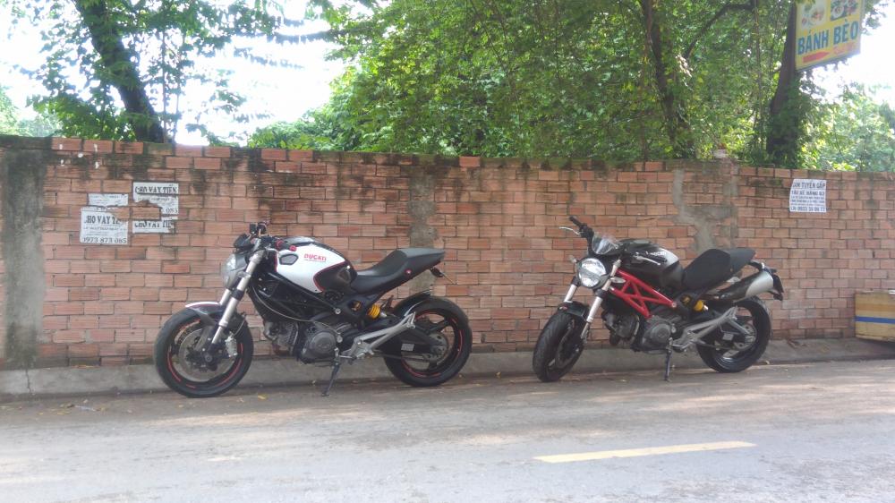 Ducati Monster 795 ABS 2013 - 2