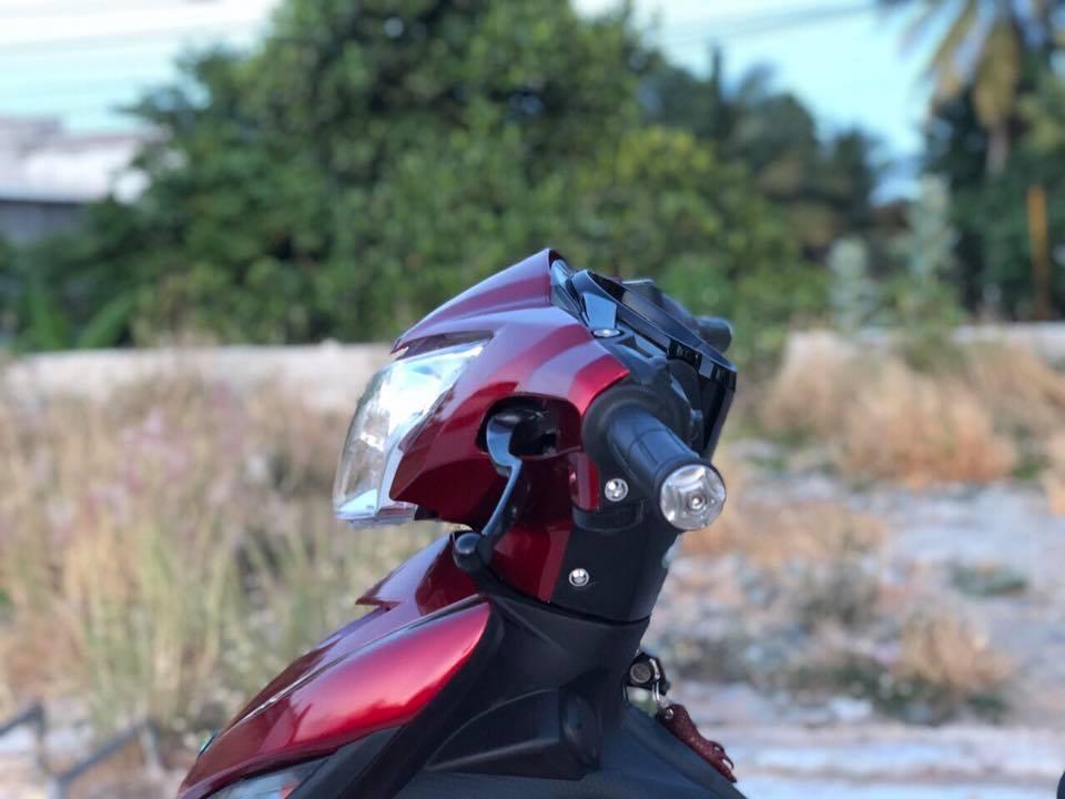 Exciter 135 do cua biker Viet mang ao anh LC 135 den tu nuoc ban - 4