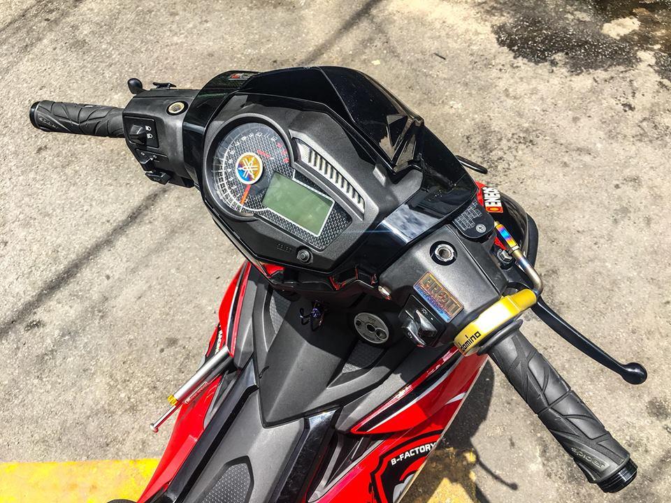Exciter 150 do gian don de lai cam xuc manh cho nguoi xem cua biker Viet - 4