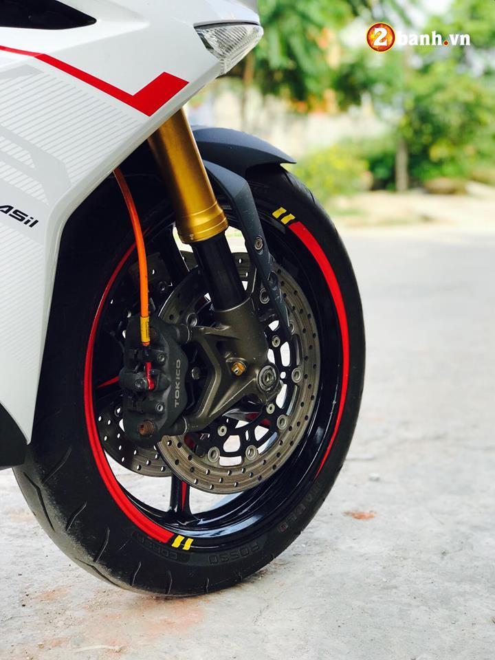Exciter 150 do ham ho voi option do choi PKL cua biker Quang Ninh - 8