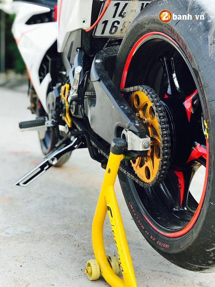 Exciter 150 do ham ho voi option do choi PKL cua biker Quang Ninh - 10
