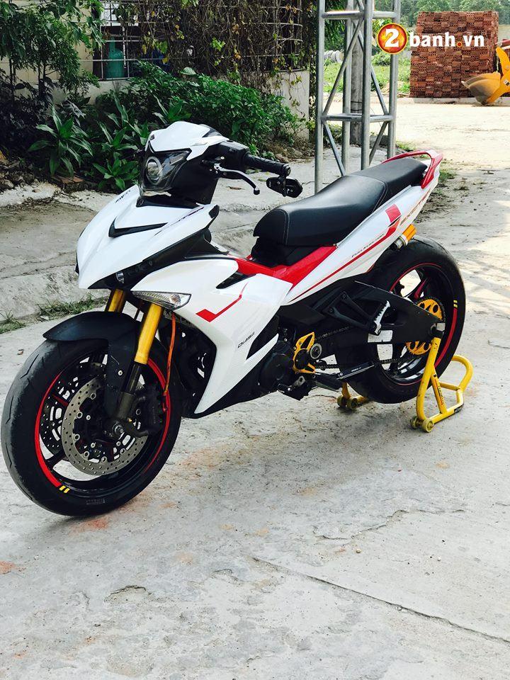 Exciter 150 do ham ho voi option do choi PKL cua biker Quang Ninh - 12