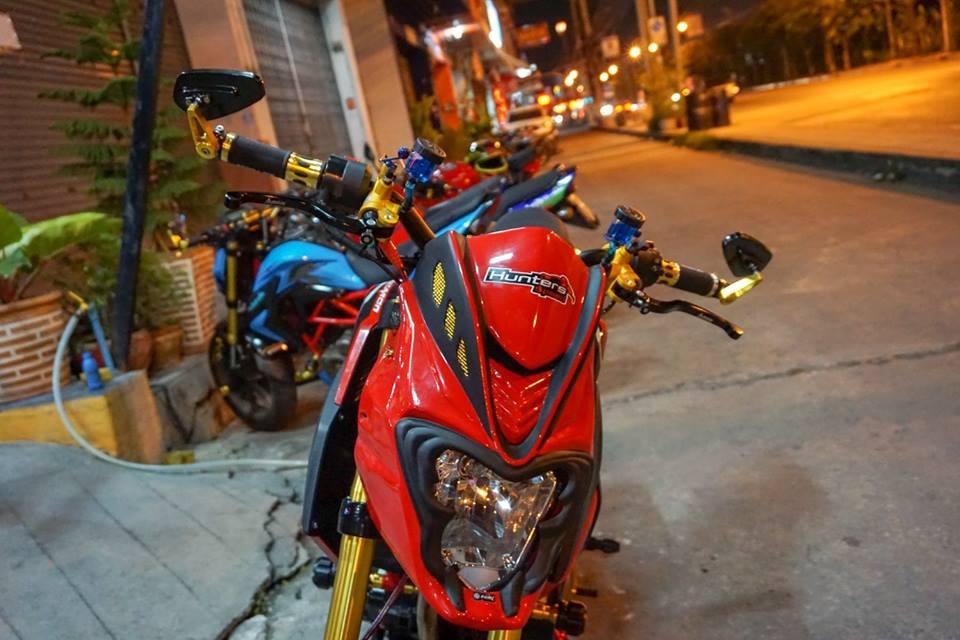 GPX Demon 150 GN do mang ve dep tinh te cua biker Thailand - 4