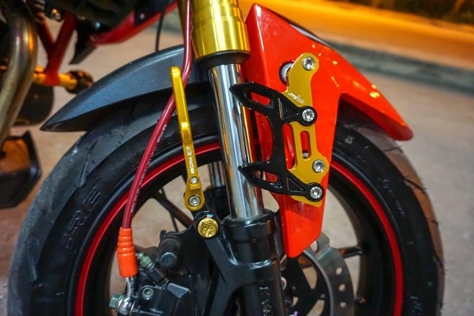 GPX Demon 150 GN do mang ve dep tinh te cua biker Thailand - 8