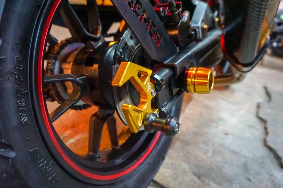GPX Demon 150 GN do mang ve dep tinh te cua biker Thailand - 10
