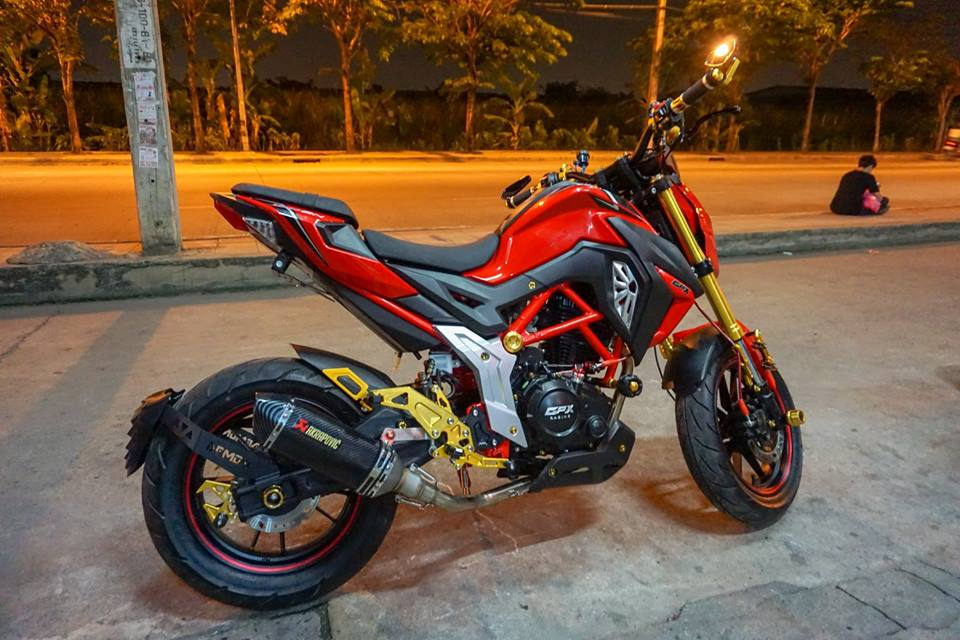 GPX Demon 150 GN do mang ve dep tinh te cua biker Thailand - 12
