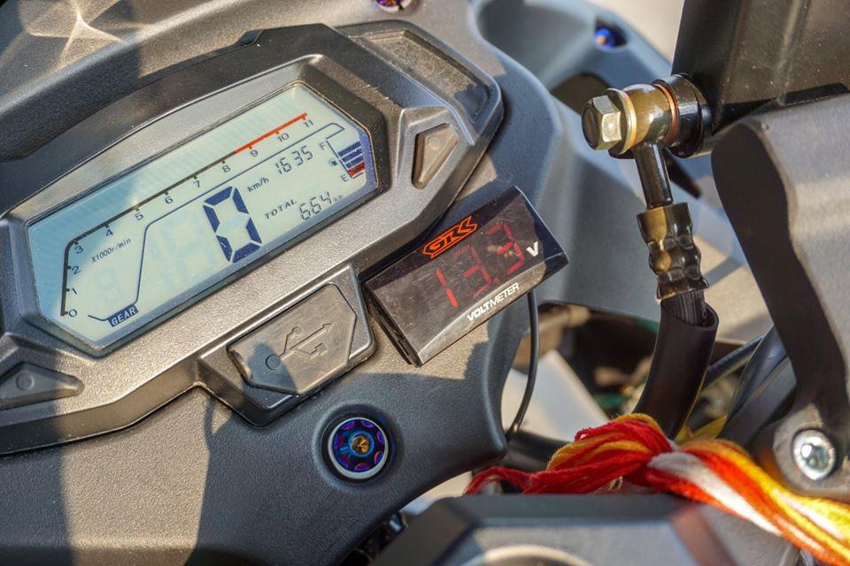 GPX Demon 150 GR do mang ve dep tinh te cua biker nuoc ban - 6