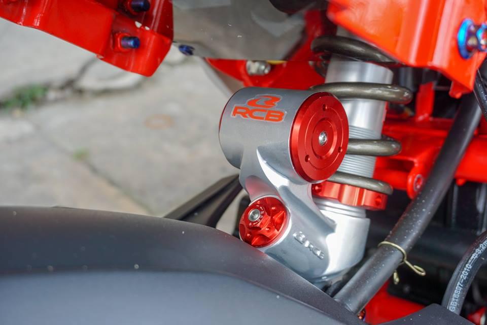 GPX Demon 150 GR do mang ve dep tinh te cua biker nuoc ban - 8