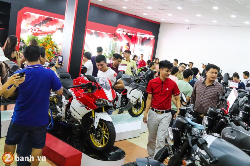 GPX Racing Viet Nam chinh thuc ra mat Showroom 3S dau tien tai Sai Gon - 3