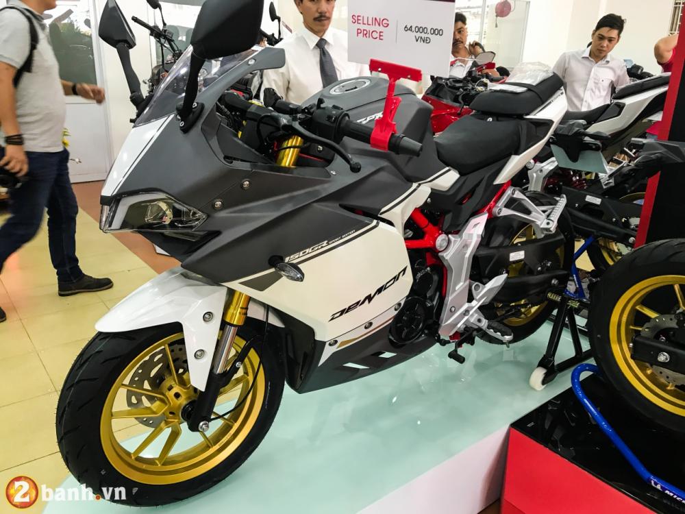 GPX Racing Viet Nam chinh thuc ra mat Showroom 3S dau tien tai Sai Gon - 5