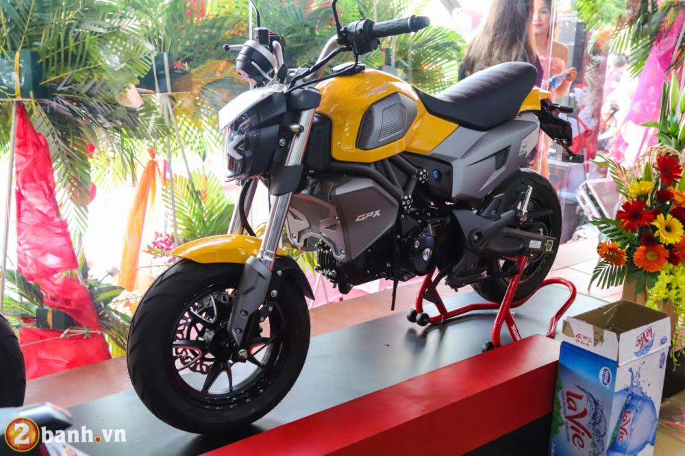 GPX Racing Viet Nam chinh thuc ra mat Showroom 3S dau tien tai Sai Gon - 7