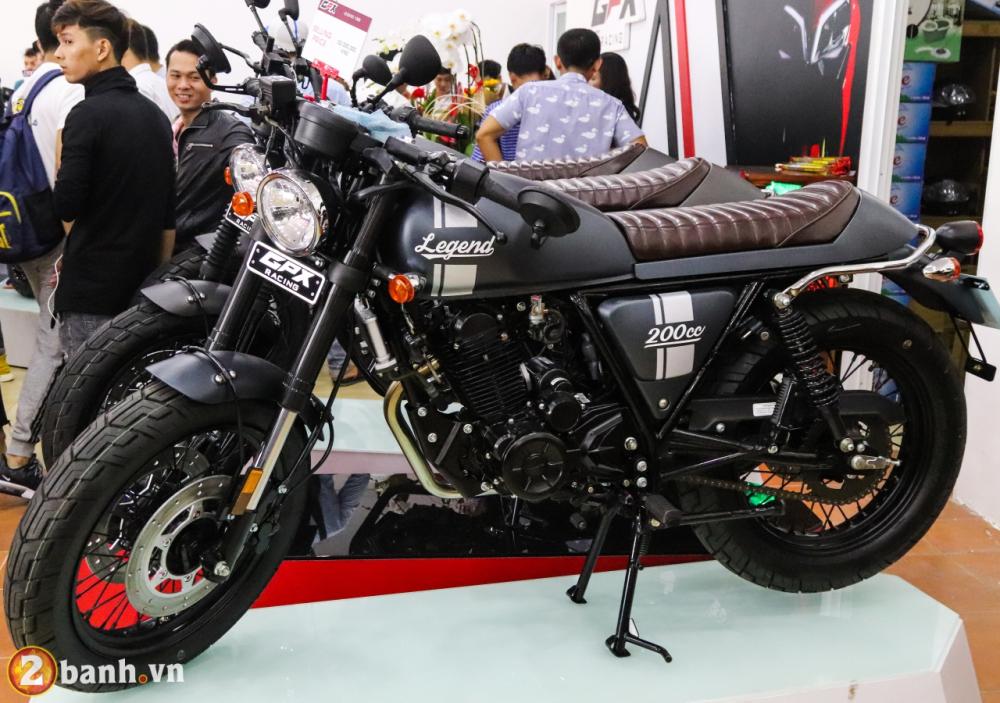 GPX Racing Viet Nam chinh thuc ra mat Showroom 3S dau tien tai Sai Gon - 9