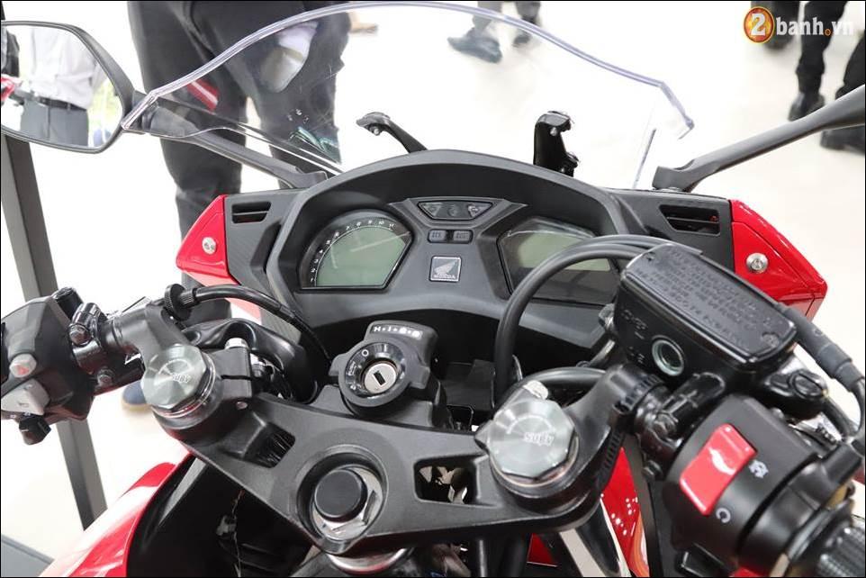 Honda CBR650F 2018 gia 2339 trieu VND ra mat tai Showroom Honda Motor Viet Nam - 5