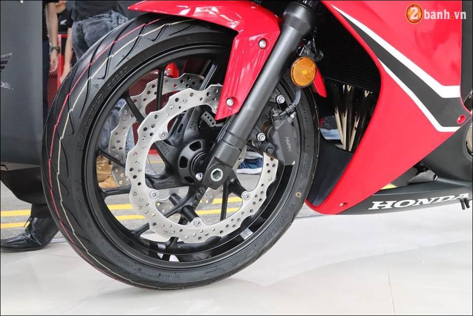 Honda CBR650F 2018 gia 2339 trieu VND ra mat tai Showroom Honda Motor Viet Nam - 11