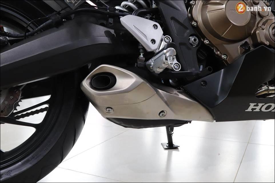 Honda CBR650F 2018 gia 2339 trieu VND ra mat tai Showroom Honda Motor Viet Nam - 14