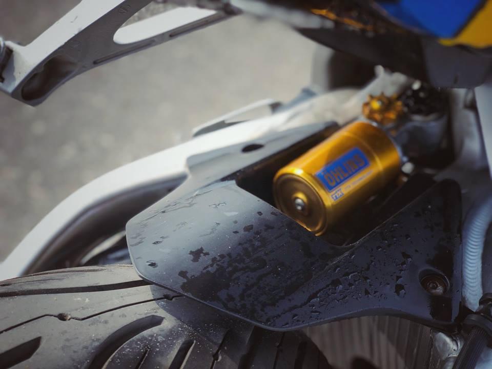 Honda CBR1000RR do khac biet cung bo canh Ca map AGV Pista Misano - 6