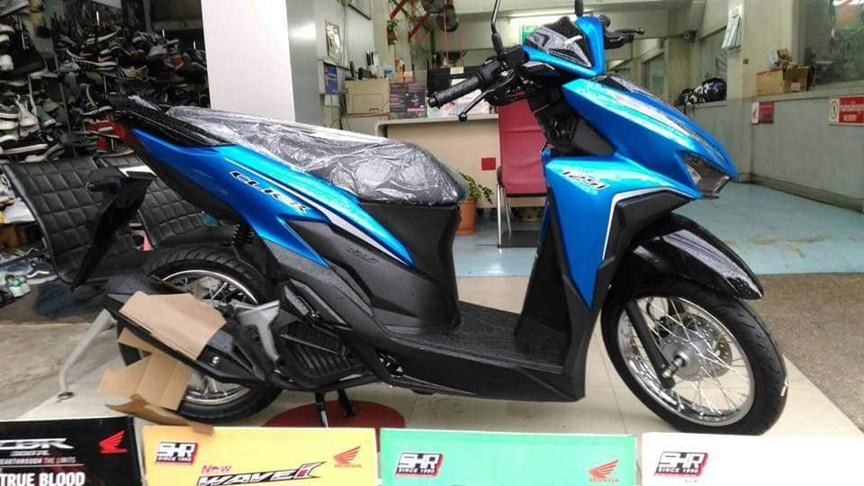 Honda Click 150 2018 se ve Viet Nam voi gia gan 80 trieu dong - 10