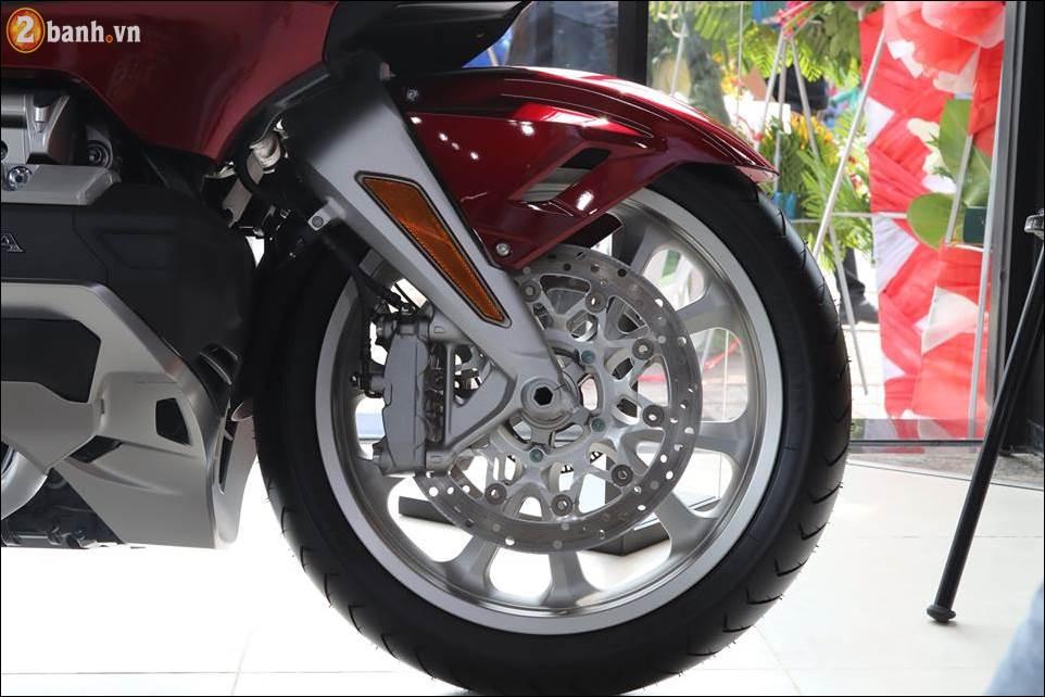 Honda Goldwing 2018 gia 12 ty VND tai Showroom Honda Moto Viet Nam - 10