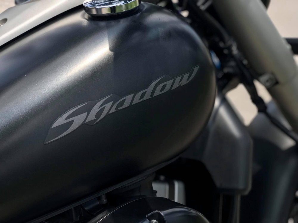 Honda Shadow Phantom 2013