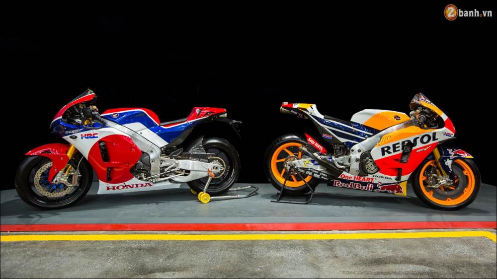 Honda VN ra mat 9 mau xe mo to tai su kien khai truong showroom Honda Moto - 3