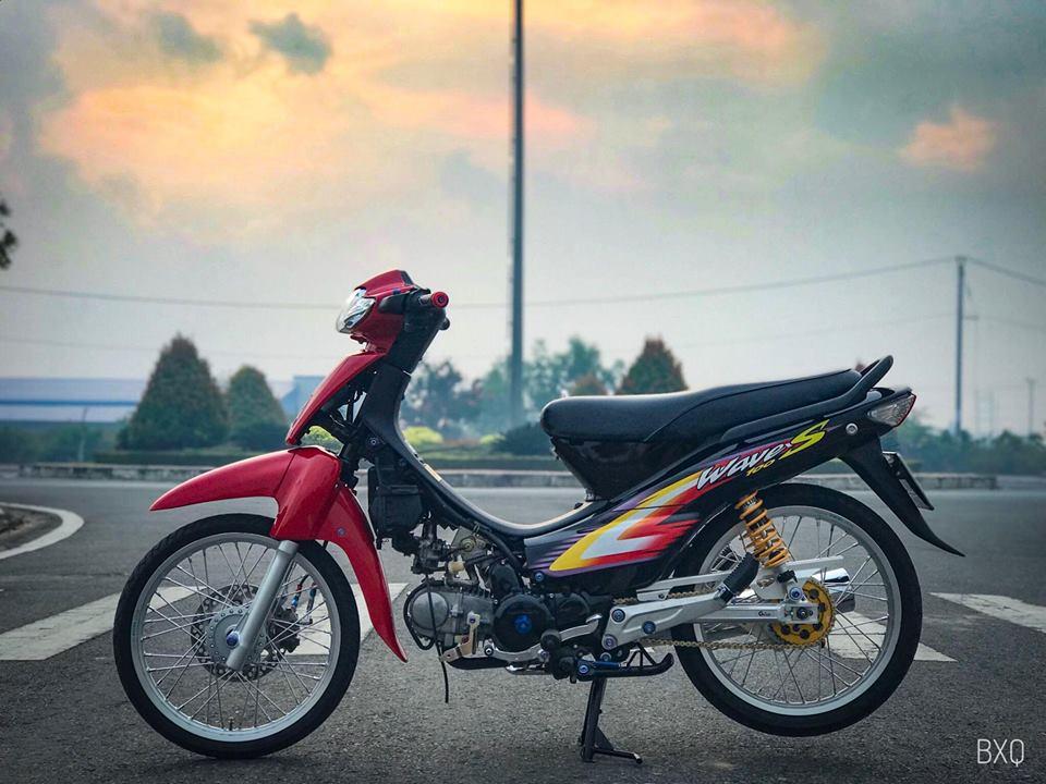 Honda Wave do mang net dep an minh day thu vi cua biker Bac Lieu - 14