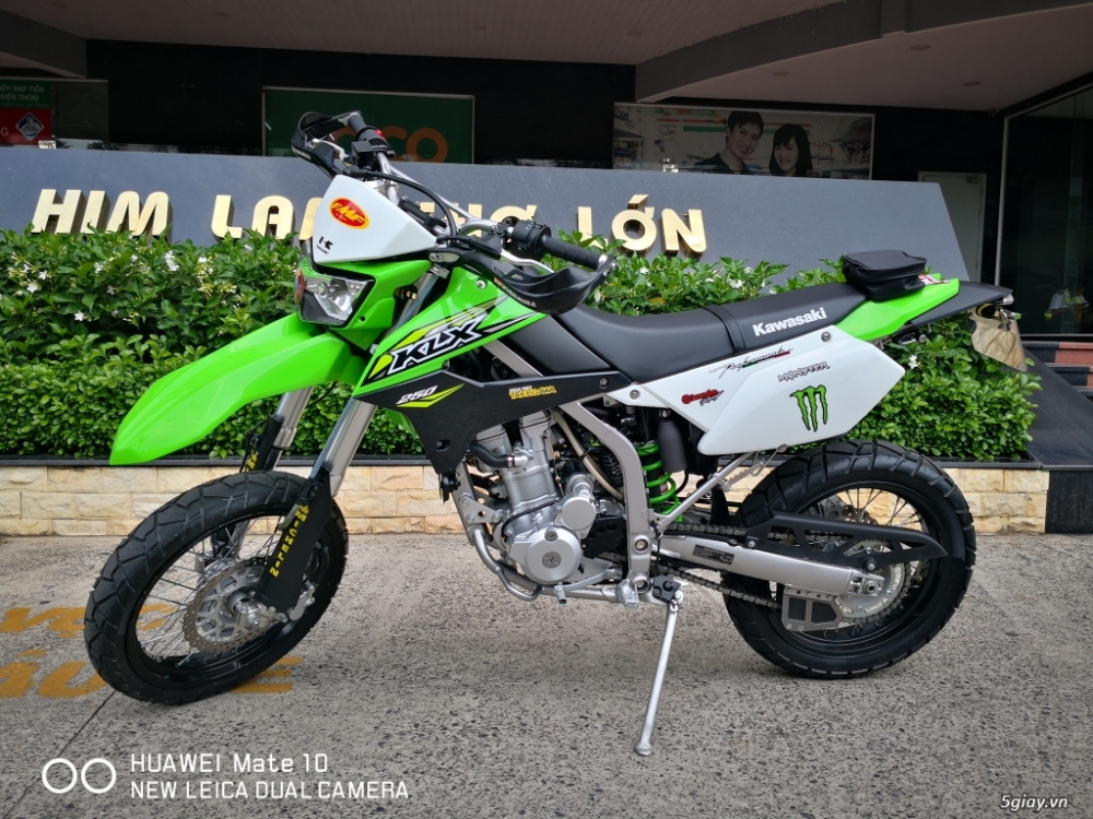 Kawasaki KLX 250 2018