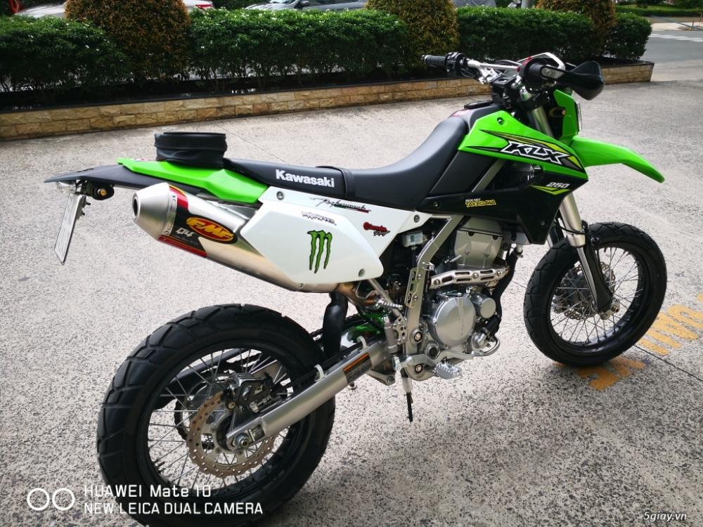 Kawasaki KLX 250 2018 - 3