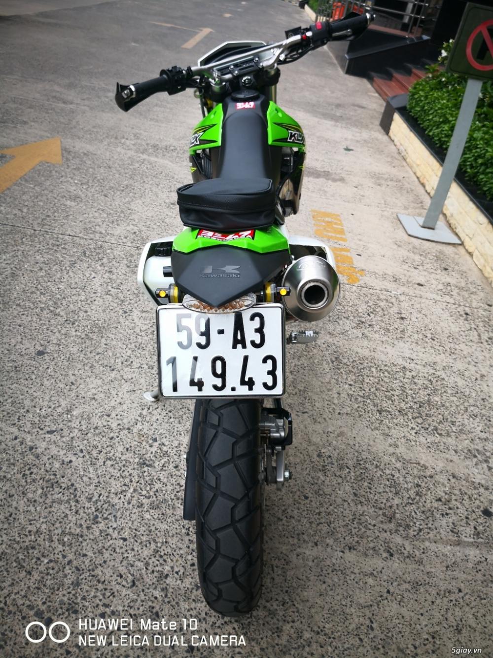 Kawasaki KLX 250 2018 - 9