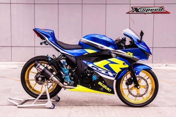 Kiet tac Suzuki GSX R150 2018 gia SOC chi 72 trieu - 5