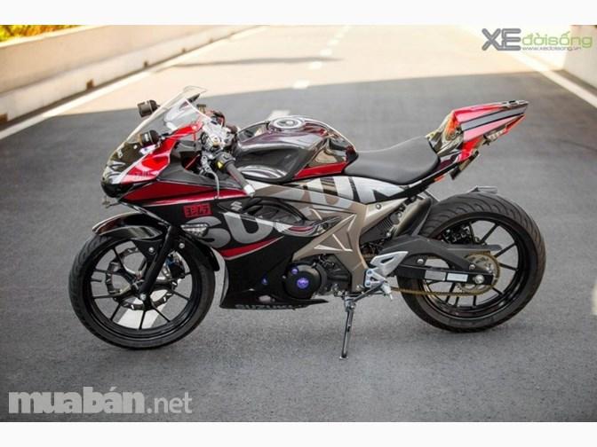 Kiet tac Suzuki GSX R150 2018 gia SOC chi 72 trieu - 2