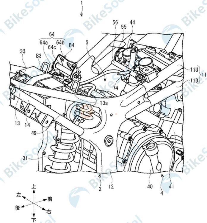 Lo bang thiet ke Suzuki GSXR250GSXR300 trang bi dong co DOHC chuan bi ra mat - 5