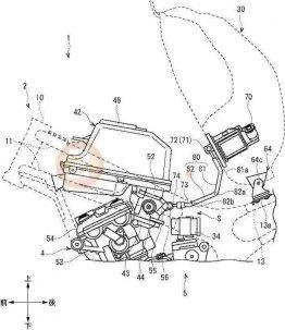 Lo bang thiet ke Suzuki GSXR250GSXR300 trang bi dong co DOHC chuan bi ra mat - 7