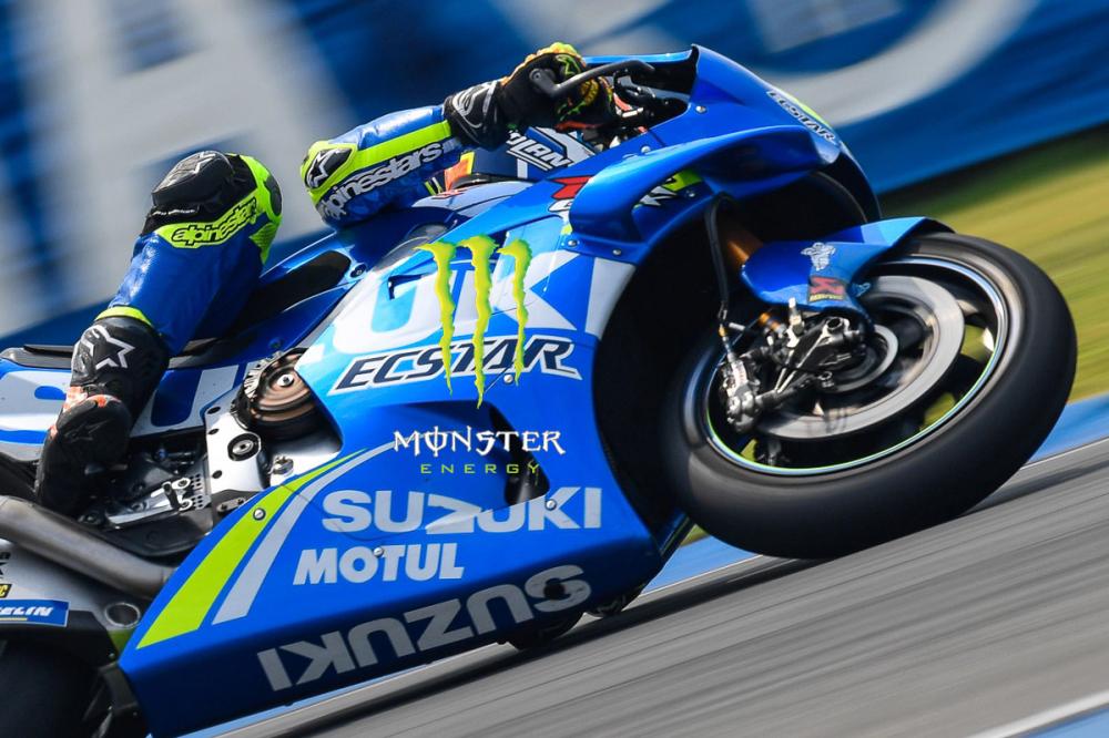 Monster se khong con tai tro cho Yamaha va dau tu cho Suzuki o MotoGP 2019 - 3