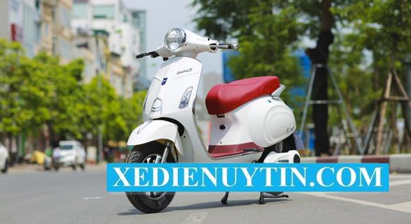 Mot so mau xe dap dien hang DK Bike 2018