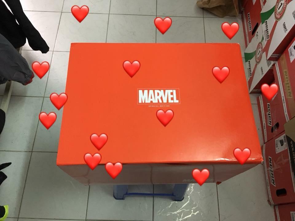 motobox Mu bao hiem tem Marvel doc dao hay tro thanh nhung sieu anh hung ban yeu thich - 5