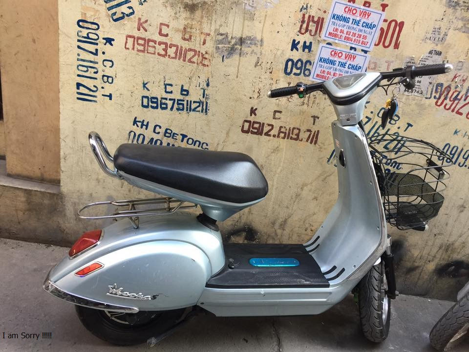 Mua ban xe dap dien cu moi o tai Ha Noi 0919086999