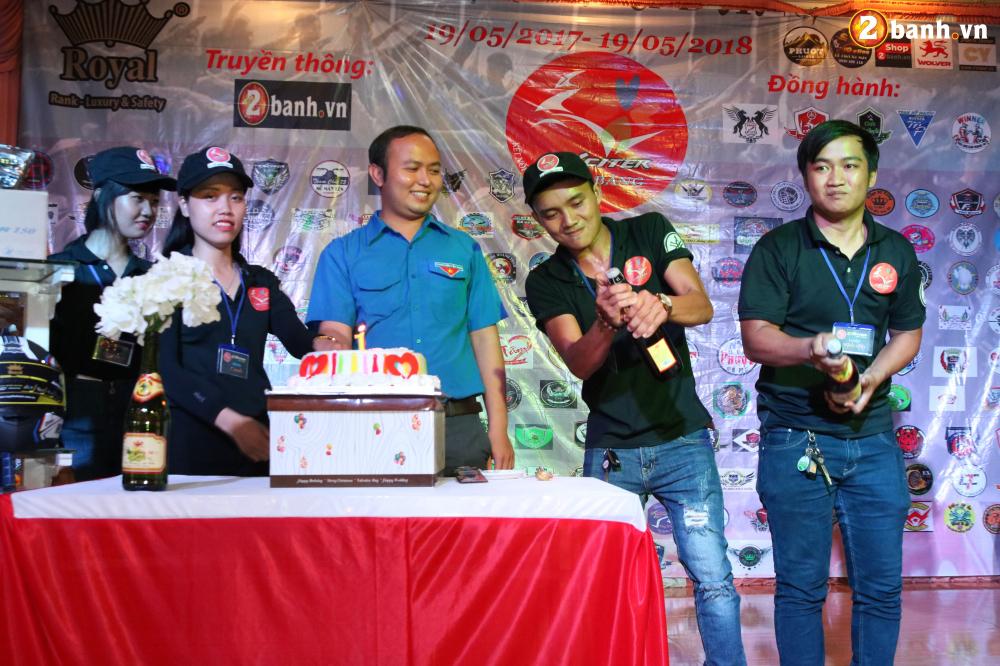 Mung sinh nhat Club Exciter Bau Bang lan I hang tram biker do ve chung vui - 11